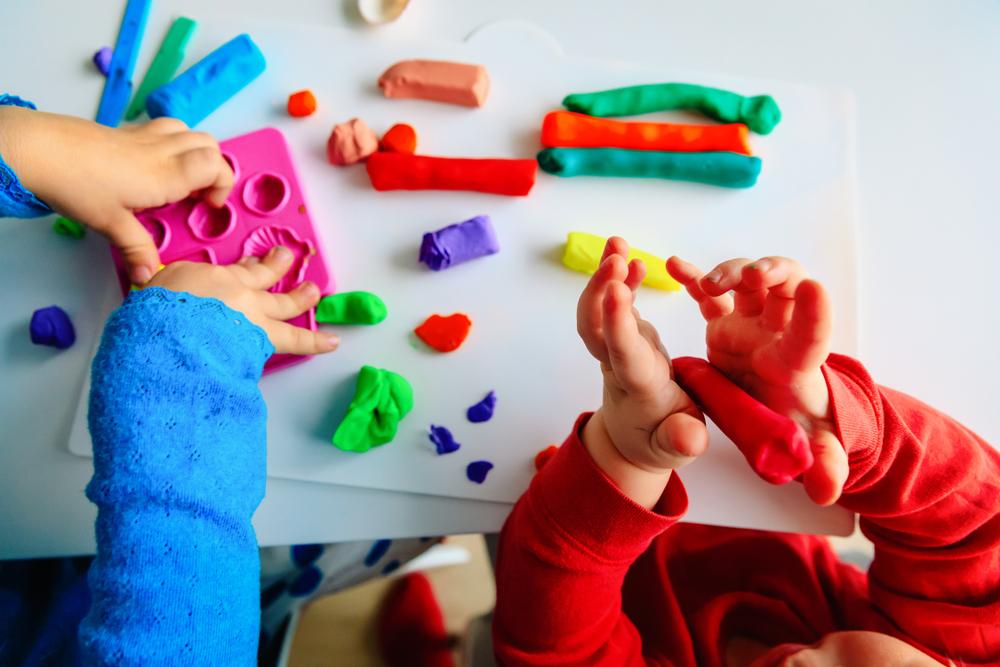 Éveil des enfants : Le jeu sous toutes ses formes